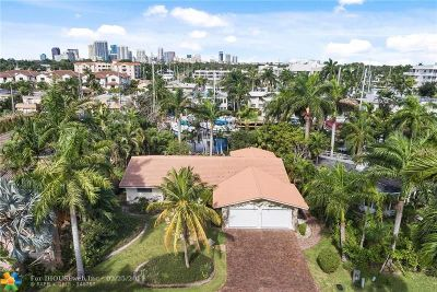 Fort Lauderdale Residential Lots & Land For Sale: 111 Fiesta Way