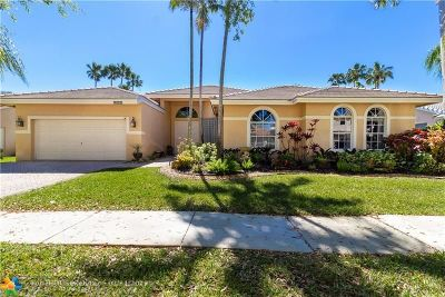 Pembroke Pines Single Family Home For Sale: 17860 NW 14th St