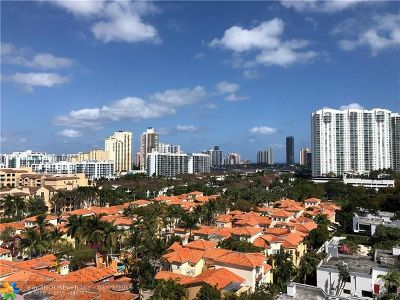 Aventura Condo/Townhouse For Sale: 2851 NE 183rd St #1101-E