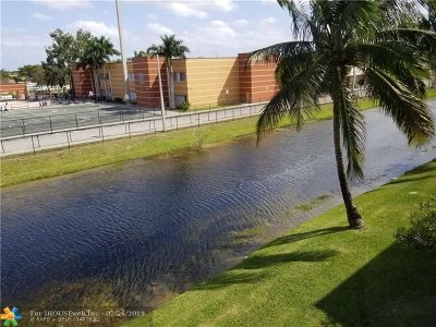 Lauderdale Lakes Condo/Townhouse For Sale: 3990 NW 42nd Ave #308