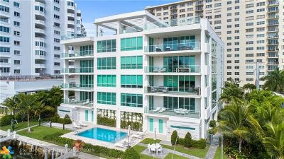 Fort Lauderdale Condo/Townhouse For Sale: 353 Sunset Dr #301