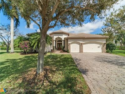 Parkland Single Family Home For Sale: 10105 NW 69th Mnr