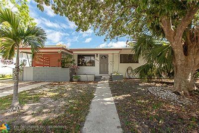 Pompano Beach Multi Family Home For Sale: 404 NE 23rd Ave