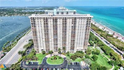 Hollywood Condo/Townhouse For Sale: 1201 S Ocean Drive #1702
