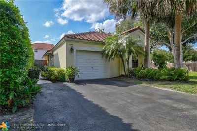 Plantation Single Family Home For Sale: 1180 NW 107th Ave
