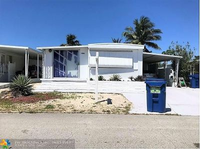 Davie Single Family Home For Sale: 1581 SW 84th Ave