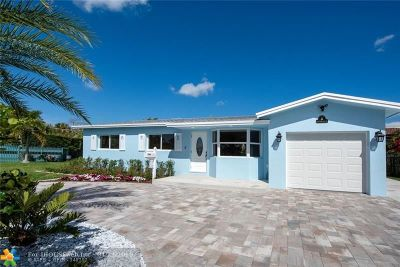 Boca Raton Single Family Home For Sale: 1671 NW 11th St