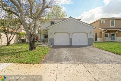 Pembroke Pines Single Family Home Backup Contract-Call LA: 215 NW 207th Ter