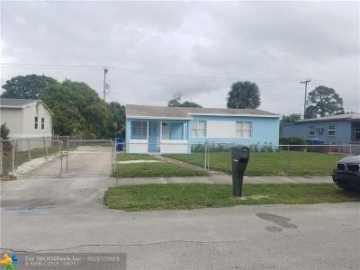 Fort Lauderdale Single Family Home For Sale: 440 NW 30th Ave