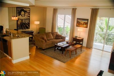 Wilton Manors Rental For Rent: 2601 NE 14th Ave #308