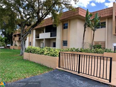 Coral Springs Condo/Townhouse For Sale: 10270 NW 35 St #7