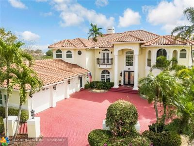 Coral Springs Single Family Home Backup Contract-Call LA: 12736 NW 15th St