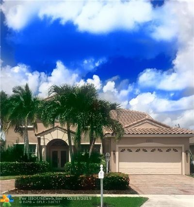 Boca Raton Single Family Home For Sale: 12721 Maypan Dr