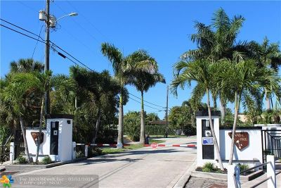 Broward County Single Family Home For Sale: 2909 NW 10th Ave