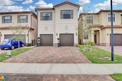 Tamarac Single Family Home Backup Contract-Call LA: 4620 NW 58th St