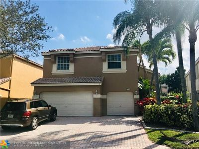Coral Springs Rental For Rent: 4855 NW 115th Ave