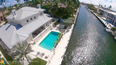Las Olas Isles Single Family Home For Sale: 501 San Marco Dr