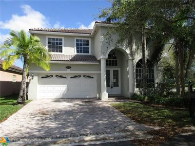 Coral Springs Single Family Home Backup Contract-Call LA: 1015 NW 117 Ave