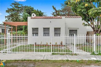 Miami Single Family Home Backup Contract-Call LA: 2435 NW 43rd St