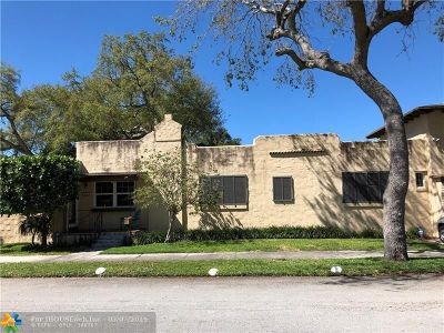 Fort Lauderdale Single Family Home Backup Contract-Call LA: 615 SE 11th Ave