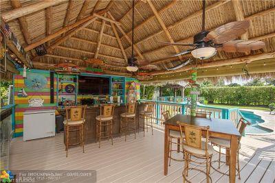 Plantation Single Family Home For Sale: 12181 Tara Dr