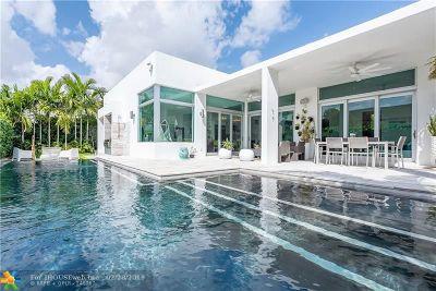 Miami Single Family Home Backup Contract-Call LA: 410 NE 51st St