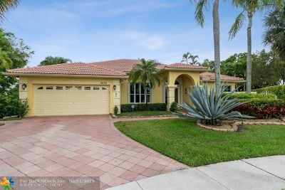 Boynton Beach Single Family Home Backup Contract-Call LA: 9416 Cascade Ct
