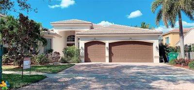Miramar Single Family Home For Sale: 18535 SW 47th Ct