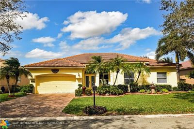 Coral Springs Single Family Home Backup Contract-Call LA: 10347 NW 53rd Ct
