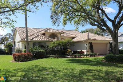 Coral Springs Single Family Home Backup Contract-Call LA: 10120 NW 56th St