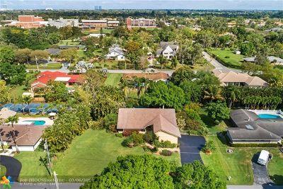 Plantation Single Family Home Backup Contract-Call LA: 11841 Hermitage Dr