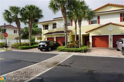 Condo/Townhouse Backup Contract-Call LA: 2447 NW 31st Ct #2447