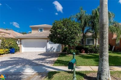 Miramar Single Family Home For Sale: 18931 SW 30th St