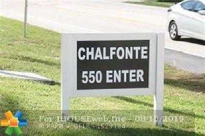 Chalfonte, Chalfonte Condo, Chalfonte Cond As In Decl In Rental For Rent: 550 S Ocean Blvd #2004