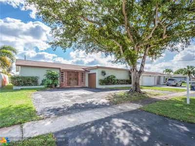 Sunrise Single Family Home Backup Contract-Call LA: 4270 NW 113th Ave