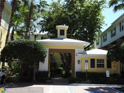 Wilton Manors Rental For Rent: 2243 NE 9th Ave