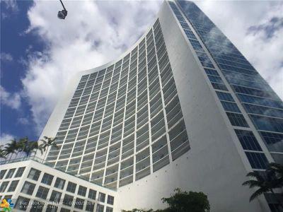 Miami Condo/Townhouse For Sale: 601 NE 36th St #2609