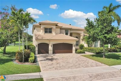 Davie Single Family Home For Sale: 3603 Birch Ter