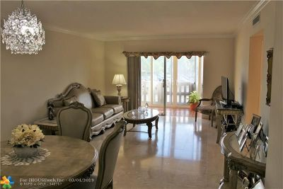 Hollywood Condo/Townhouse For Sale: 3850 Washington St #203