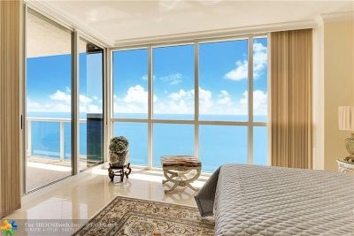 Fort Lauderdale Condo/Townhouse For Sale: 3200 N Ocean Blvd #2309