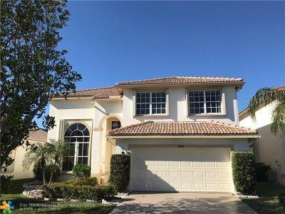 Boynton Beach Single Family Home For Sale: 7562 Colony Palm Dr