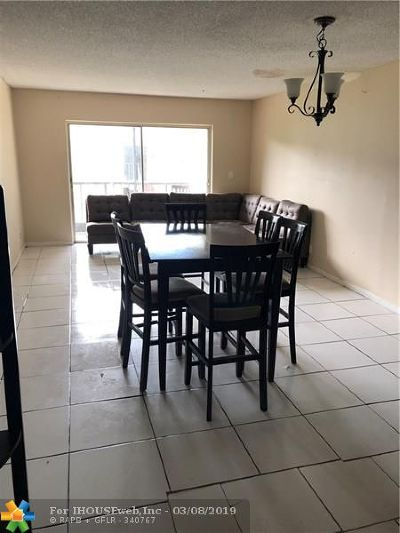 Coral Springs Condo/Townhouse For Sale: 4140 NW 90th Ave #204