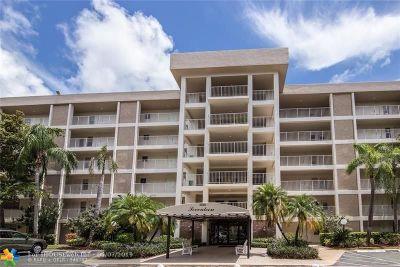 Pompano Beach Condo/Townhouse For Sale: 3000 S Course Dr. #301