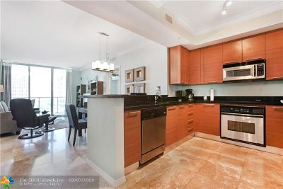 Fort Lauderdale Condo/Townhouse For Sale: 350 SE 2nd St #1740