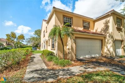 Coral Springs Condo/Townhouse For Sale: 9820 Royal Palm Boulevard