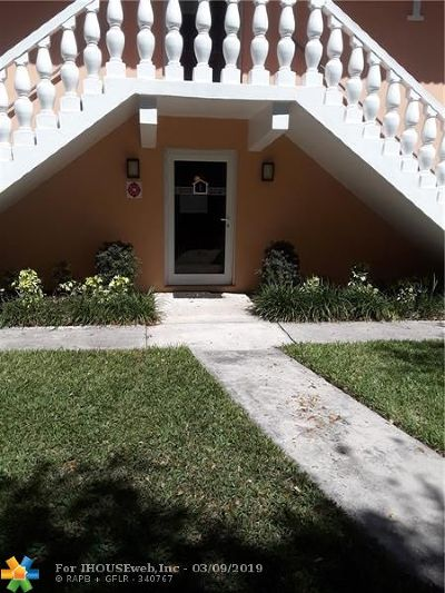 Wilton Manors Condo/Townhouse For Sale: 1951 NE 2nd Ave #101-I