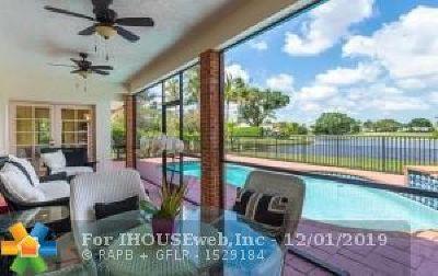Boca Raton Single Family Home For Sale: 10350 Stonebridge Blvd.