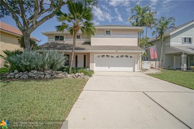 Pembroke Pines Single Family Home For Sale: 20541 NW 8th St