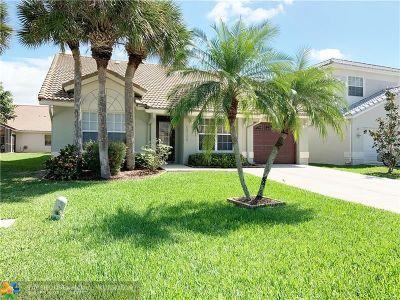 Boca Raton Single Family Home For Sale: 18158 Blue Lake Way