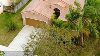 Pembroke Pines Single Family Home For Sale: 13234 NW 15th Ct